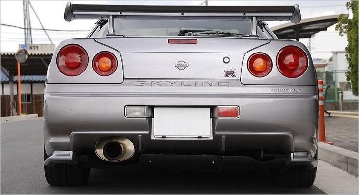 JDM-Dreams.com Nissan Skyline GTR R-34 Nismo V SPec US LEGAL 650whp :) - NASIOC