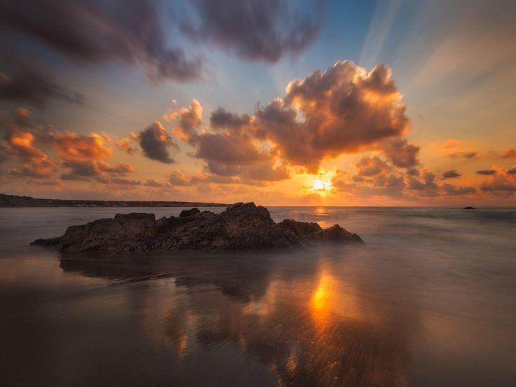 Photograph The Splash of Light by Tomasz Huczek on 500px