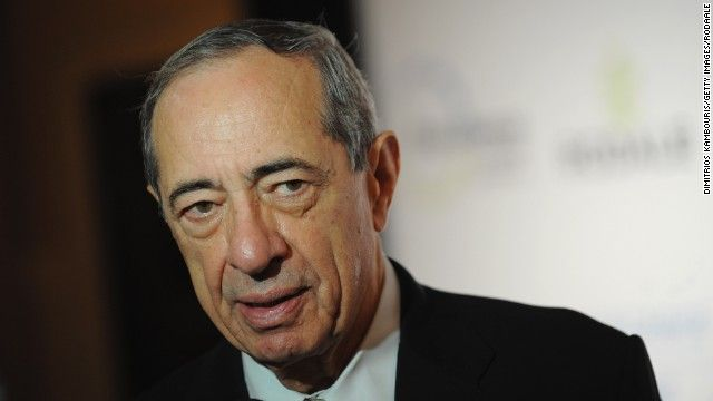 """Former New York Gov. Mario Cuomo died Thursday according to his son Chris Cuomo, host of CNN's """"New Day."""" January 1, 2015"""