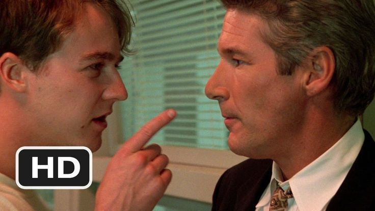"""**********CAUTION--STRONG LANGUAGE***""""Primal Fear"""", 1996--Richard Gere, Edward Norton, Laura Linney. An altar boy is accused of murdering a priest, and the truth is buried several layers deep."""