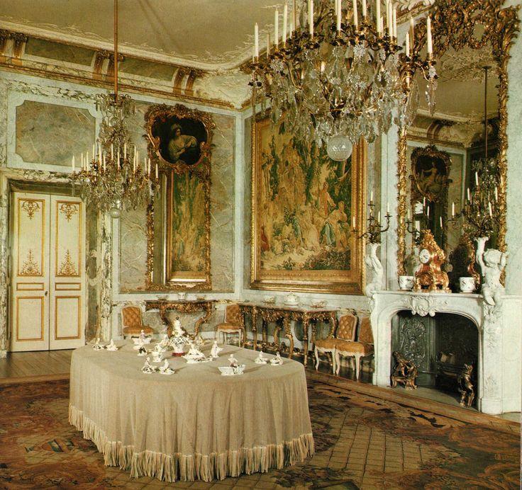 The Dining Room - Waddesdon Manor - Buckinghamshire England