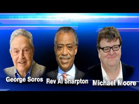 FOX now covering who is behind the Anti Trump Protest - George Soros - YouTube