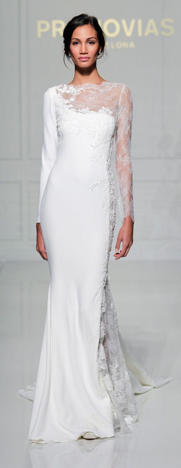 PRONOVIAS BRIDAL 2016 NEW YORK BRIDAL FASHION WEEK