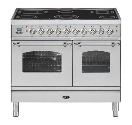 Linea Principale E 100 cm dubbele oven - Boretti