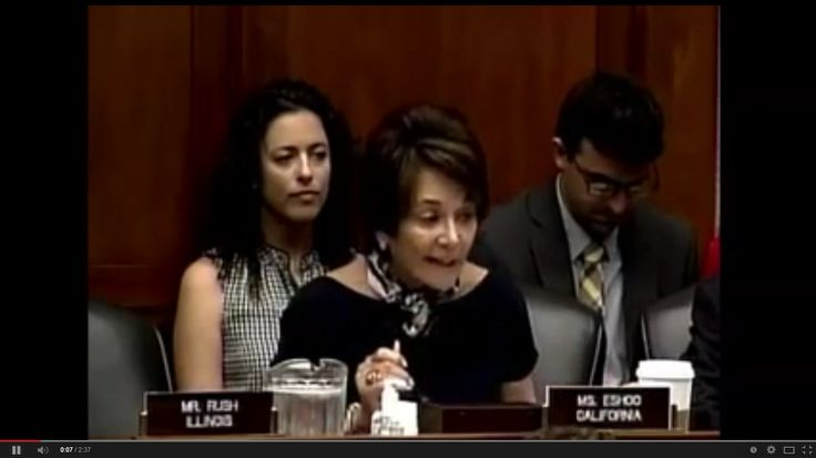"""If You Lost Your Insurance Due to ObamaCare Regulations, You Won't Like This Democrat's Advice ---  Congresswoman Anna Eshoo (D-California) is sick of people talking about and trying to change Obamacare.  She wants everyone to stop """"whining"""" about cancelled insurance plans due to Obamacare and about obama's lie """"if you like your insurance, you can keep your insurance."""""""