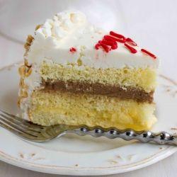 Italian rum cake - need I say more?