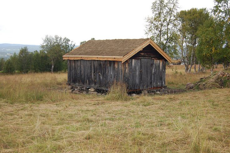 The Outbuilding Project in Røros, NORWAY