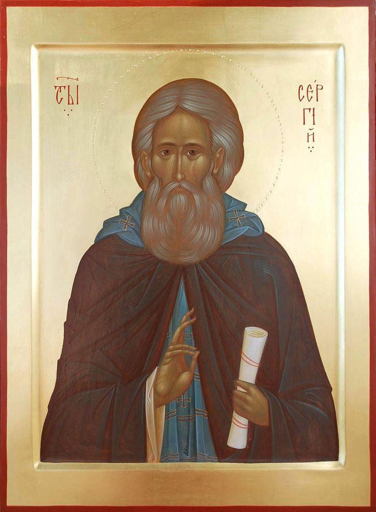 St Sergei of Radonezh  /