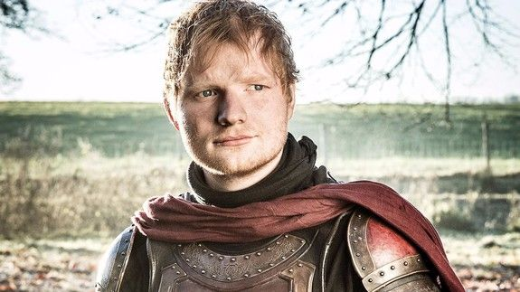 Ed Sheeran thinks his character died on Game of Thrones whichyeah probably