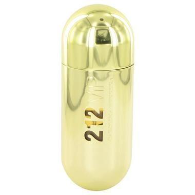 212 Vip by Carolina Herrera Eau De Parfum Spray (Tester) 2.7 oz