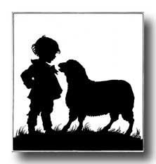 My favorite vintage silhouette clip art site