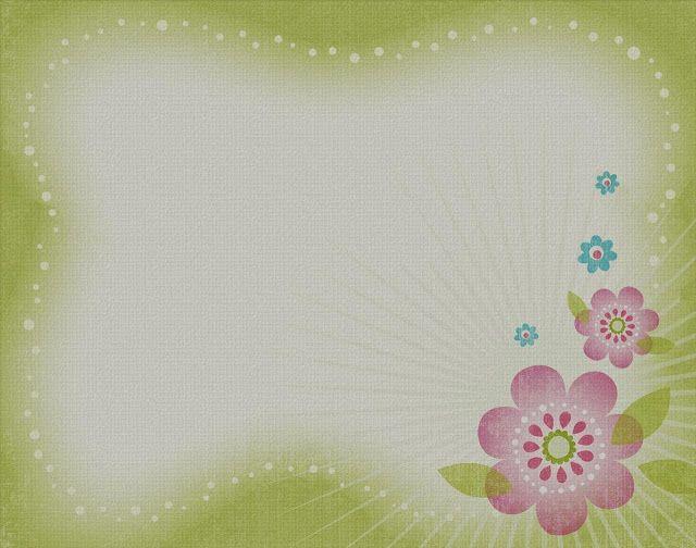 تحميل صور خلفيات بوربوينت عالية الجودة Powerpoint Wallpapers Hd تحميل العاب وبرامج مجانية Flower Frame Frame Background Floral Border