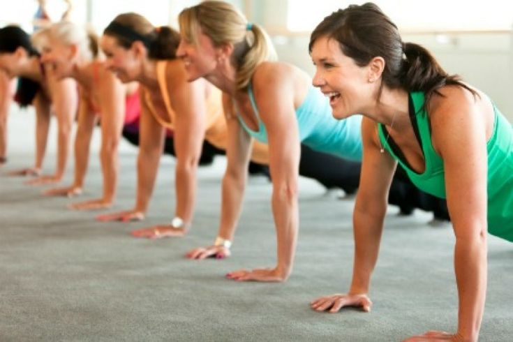 Gold Medal Physical Therapy Wellness Blog: Gold Medal's Women Circuit Class