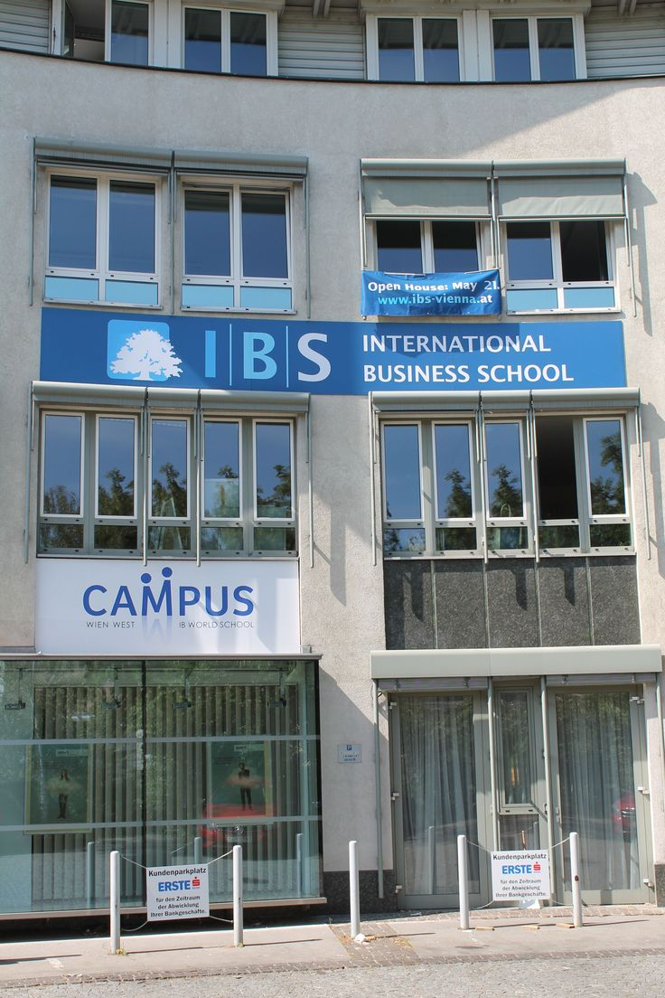International Business School – Vienna Campus www.ibs-b.hu