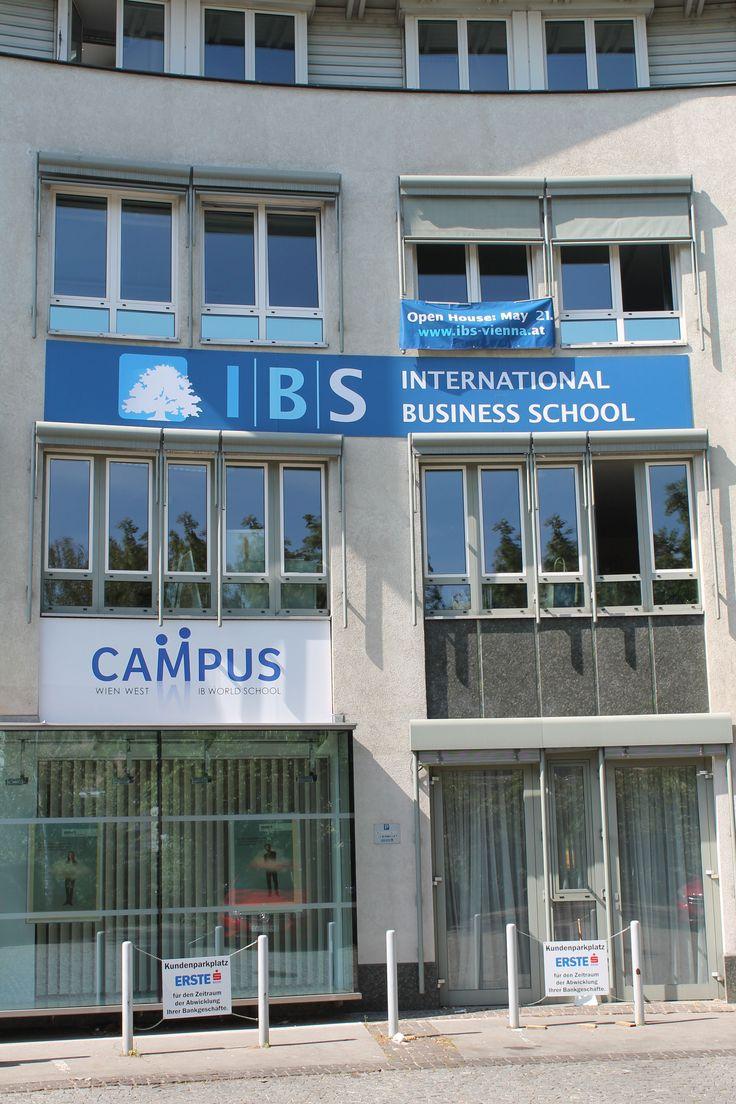 International Business School – Vienna Campus www.ibs-b.hu