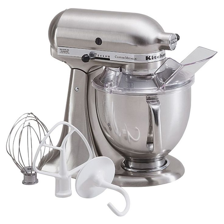 KitchenAid KSM152PS Custom Metallic 5-qt. Stand Mixer, Multicolor