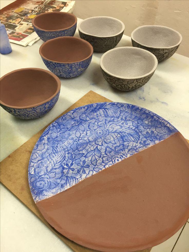 #handmade#by#me#blue#pacific#ceramic#plate##antique#oxide#ceramics#ceramicbowl#glaze#clay#ceramiclovers#ceramicplate