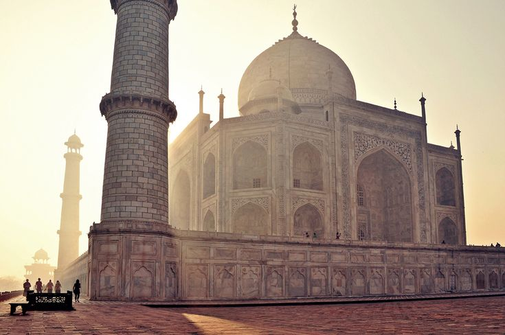 TAJ MAHAL!!!  (National Geographic Traveler Magazine: 2012 Photo Contest)