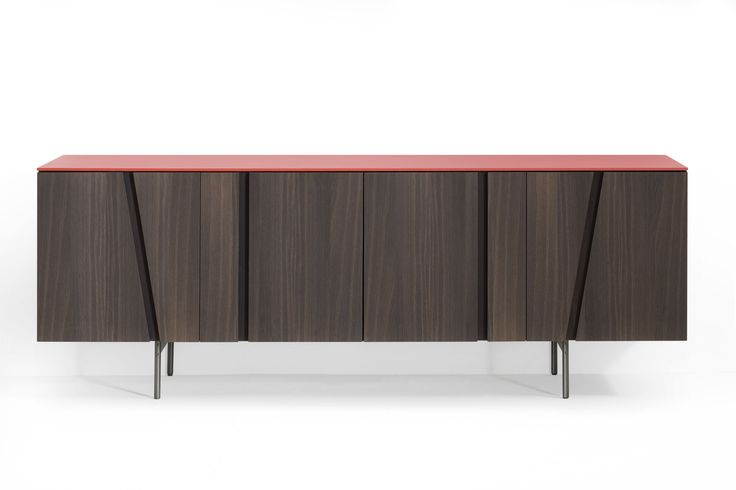 Contemporary sideboard / in wood PICTURE by Cairoli & Donzelli LEMA Home