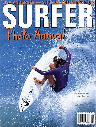 February 1996. #SURFERPhotosMarching 1996, February 1996, July 1996, 1996 Covers, April 1996, June 1996, January 1996