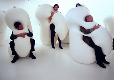 Ernesto Neto chairs <3