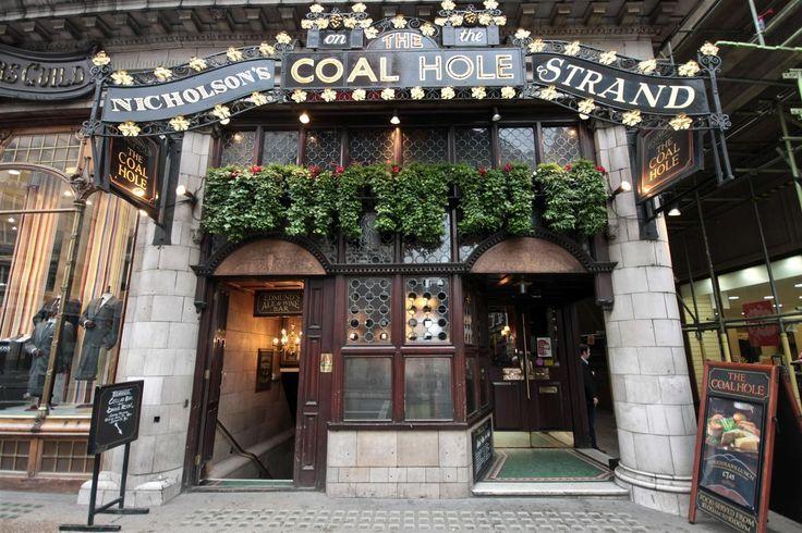 The Coal Hole, 91-92 Strand, London WC2R 0DW