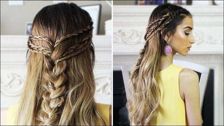 Sommerfrisuren Fur Lange Haare 16 Ideen Und Anleitungen