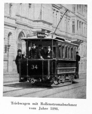 Straßenbahn Stettin