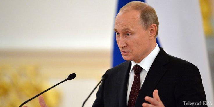Путин требует представить доказательства отправки в Украину боевиков
