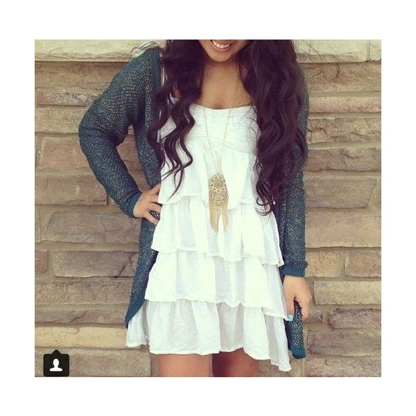 Perfect ❤️ | Teen Tumblr girl Fashion | Pinterest ❤ liked on Polyvore featuring outfits, dresses, icon and pictures