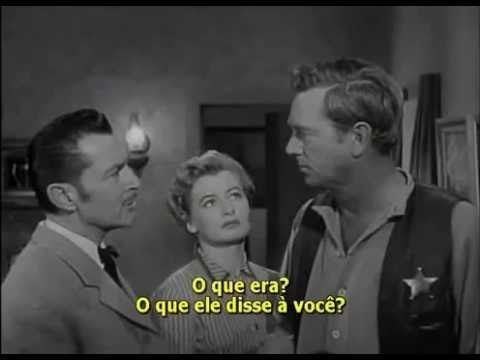 O XERIFE DE FERRO 1957  com Sterling Hayden