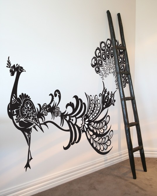Best Native Bird Art Images On Pinterest Bird Art Maori Art - Wall decals nzsilver fern kia ora new zealand maori wall sticker vinyl decal ebay