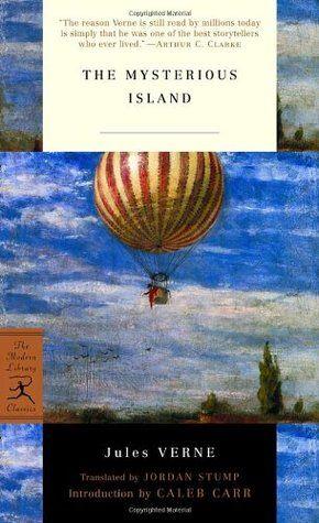 The Mysterious Island by Jules Verne  ||  [Cyrus Harding, Gideon Spilett, Herbert Brown, Neb, Bonadventure Pencroff, Captain Nemo]