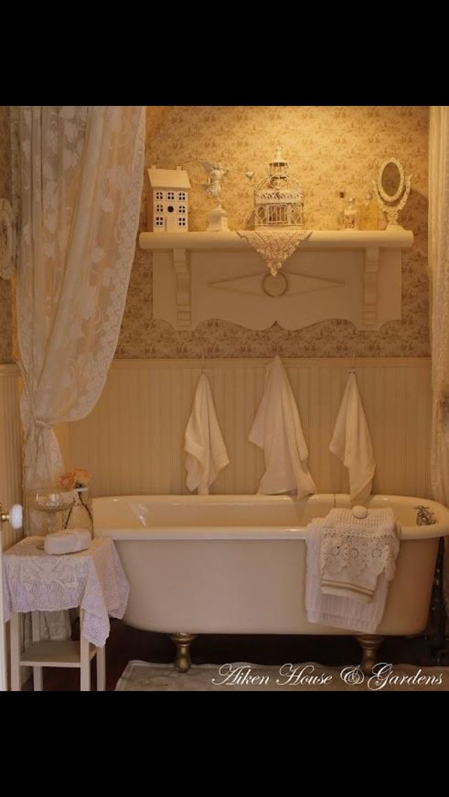 Banos Shabby Bathrooms Shabby Chic