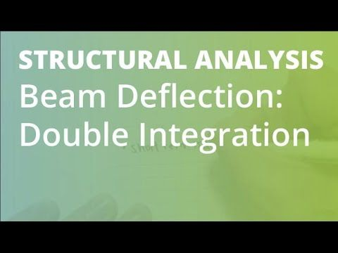 Beam Deflection Example 4: Double Integration Method | Structural Analysis - YouTube
