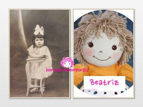 Beatriz doll