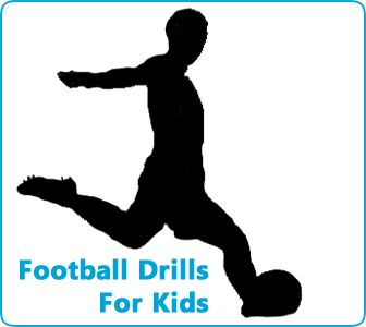 Our new article about football drills for kids in this article we show you the importance of passing the ball and how this can be improved with some simple drills.  #footballdrills #soccerdrills #soccer #football #footballcoaching