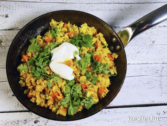Fűszeres sült rizs
