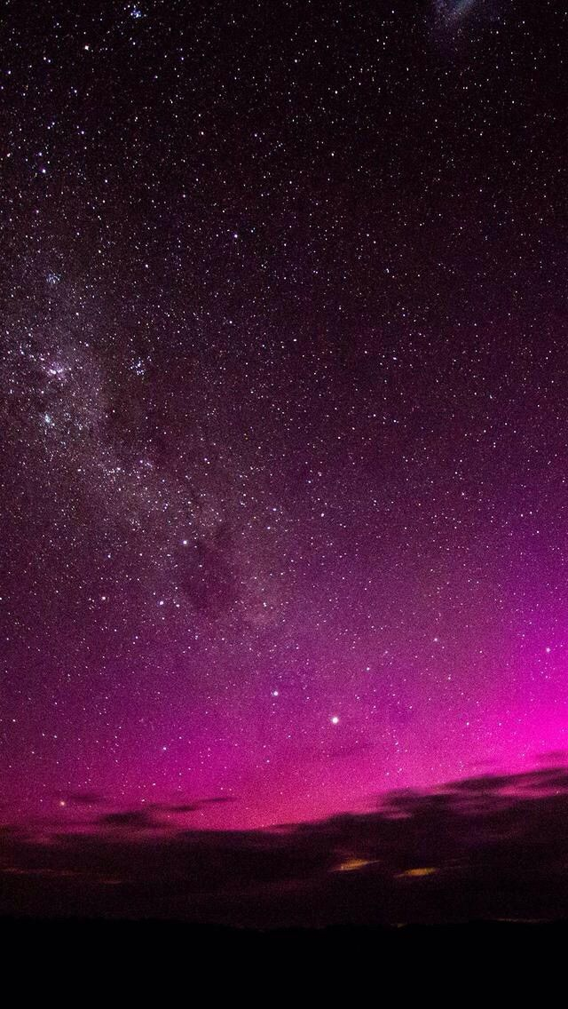 Find Images And Videos About Pink And Galaxy On We Heart It The App To Get Lost In What You Love Purple Galaxy Wallpaper Galaxy Wallpaper Sky Aesthetic