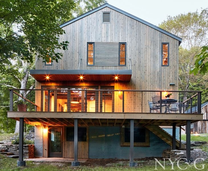 The 2017 NYC&G IDA Winners: Architecture - New York Cottages & Gardens - November 2017 - New York, NY