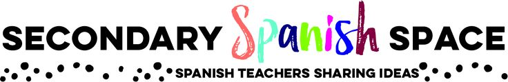 Secondary Spanish Space