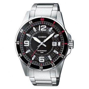 Ανδρικά Ρολόγια : Casio Men's Collection Neobrite MTP-1291D-1A1VEF