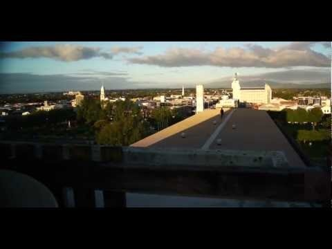 The most inspiring short film featuring #parkour (a martial art) in #palmerstonnorth