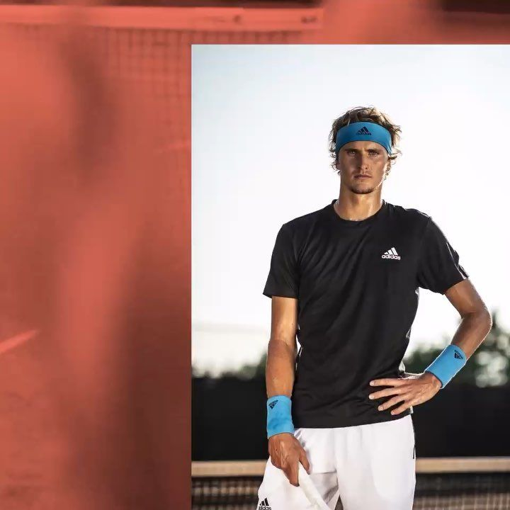 Alexander Zverev On Instagram It Takes A Squad Shouts To Everyone That Has Helped Me Prepare For This Next Challenge Shop Alexander Zverev Take That Tennis