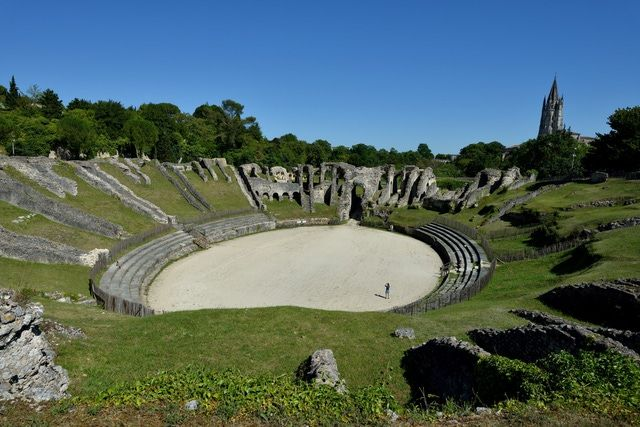 Top Roman Cities and Ancient Sites in France: The Roman City of Saintes in Poitou-Charentes