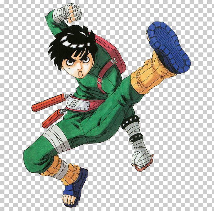 Naruto Uzumaki Rock Lee Sasuke Uchiha Gaara Might Guy Png Action Figure Anime Boruto Naruto The Movie Fictional Character Figu Rock Lee Anime Book Naruto