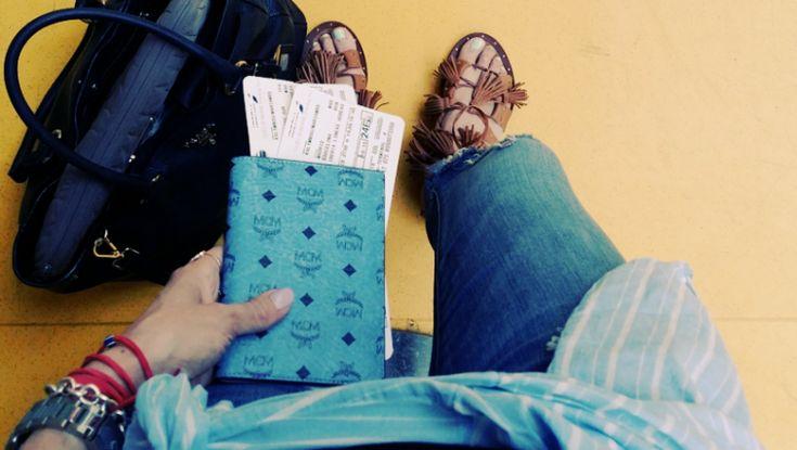Airport Style Νο1: The Boyfriend's Way