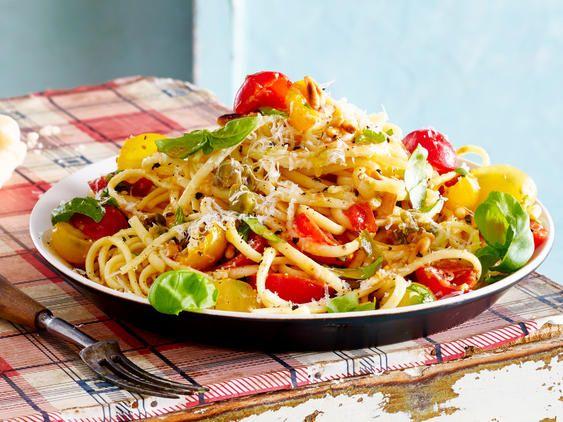Top 5 Pasta-Rezepte unter 500 Kalorien