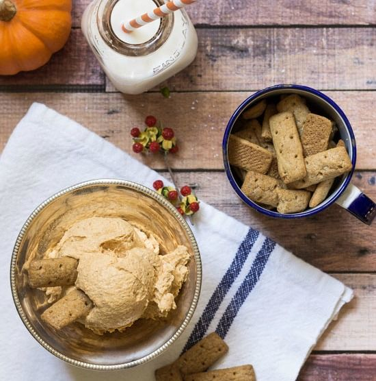 Pumpkin Fluff Dip - Powered by @ultimaterecipe