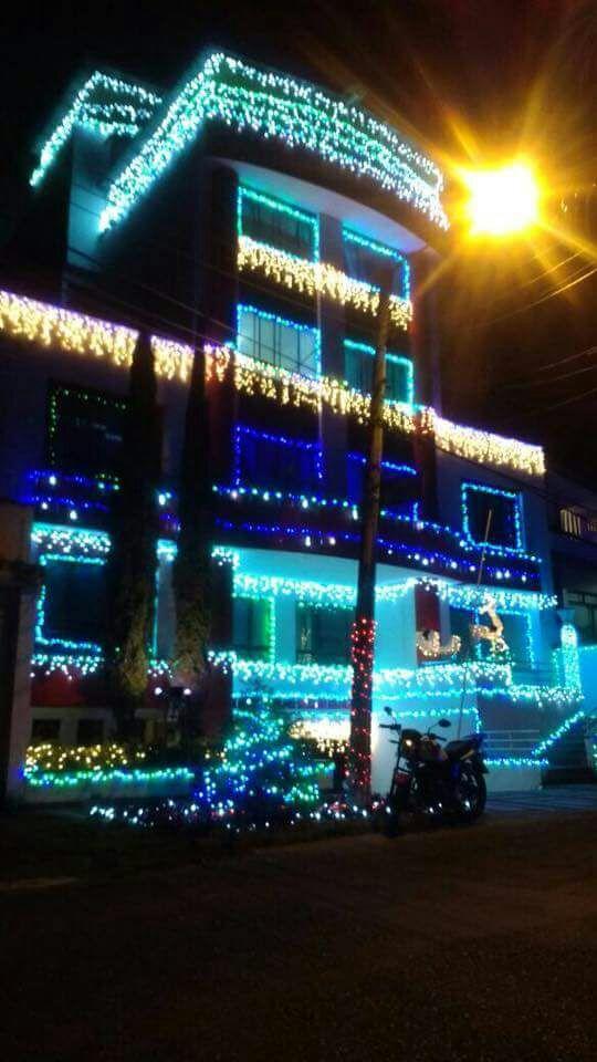 Luces de Pereira Navidad 2016